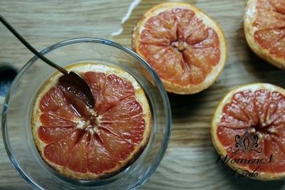 Грейпфрутовый десерт