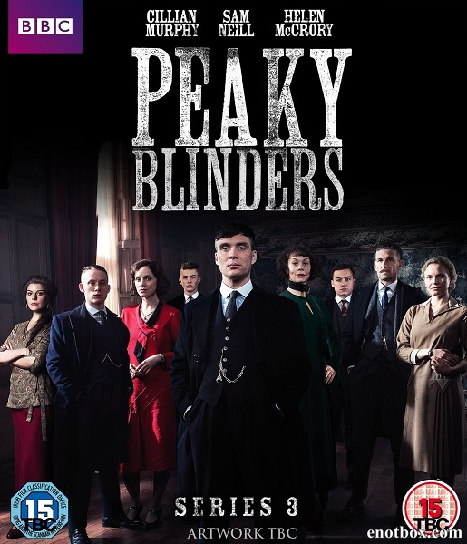 Заточенные кепки / Острые козырьки / Peaky Blinders - Полный 3 сезон [2016, HDTVRip | HDTV 720p, 1080p] (LostFilm | AlexFilm)