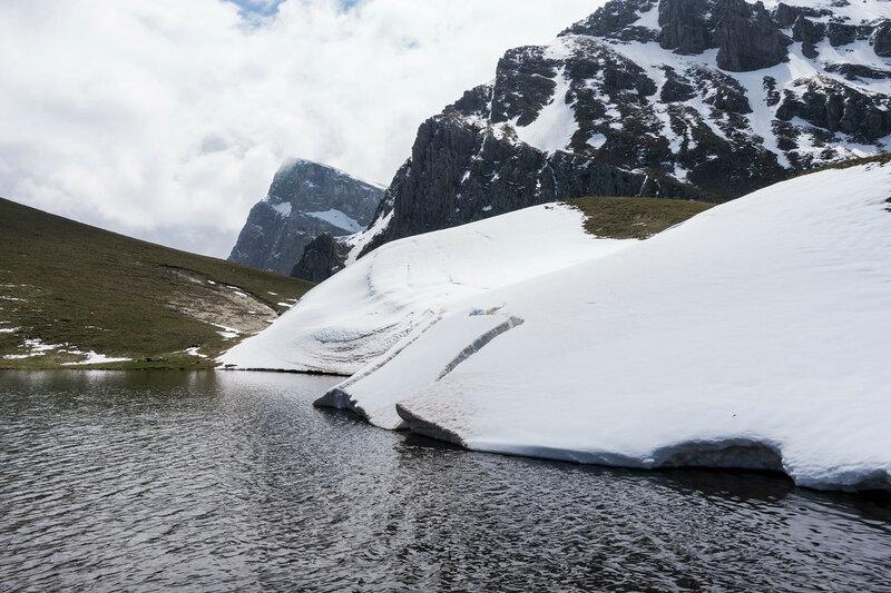 озеро Драколимни (Drakolimni lake)