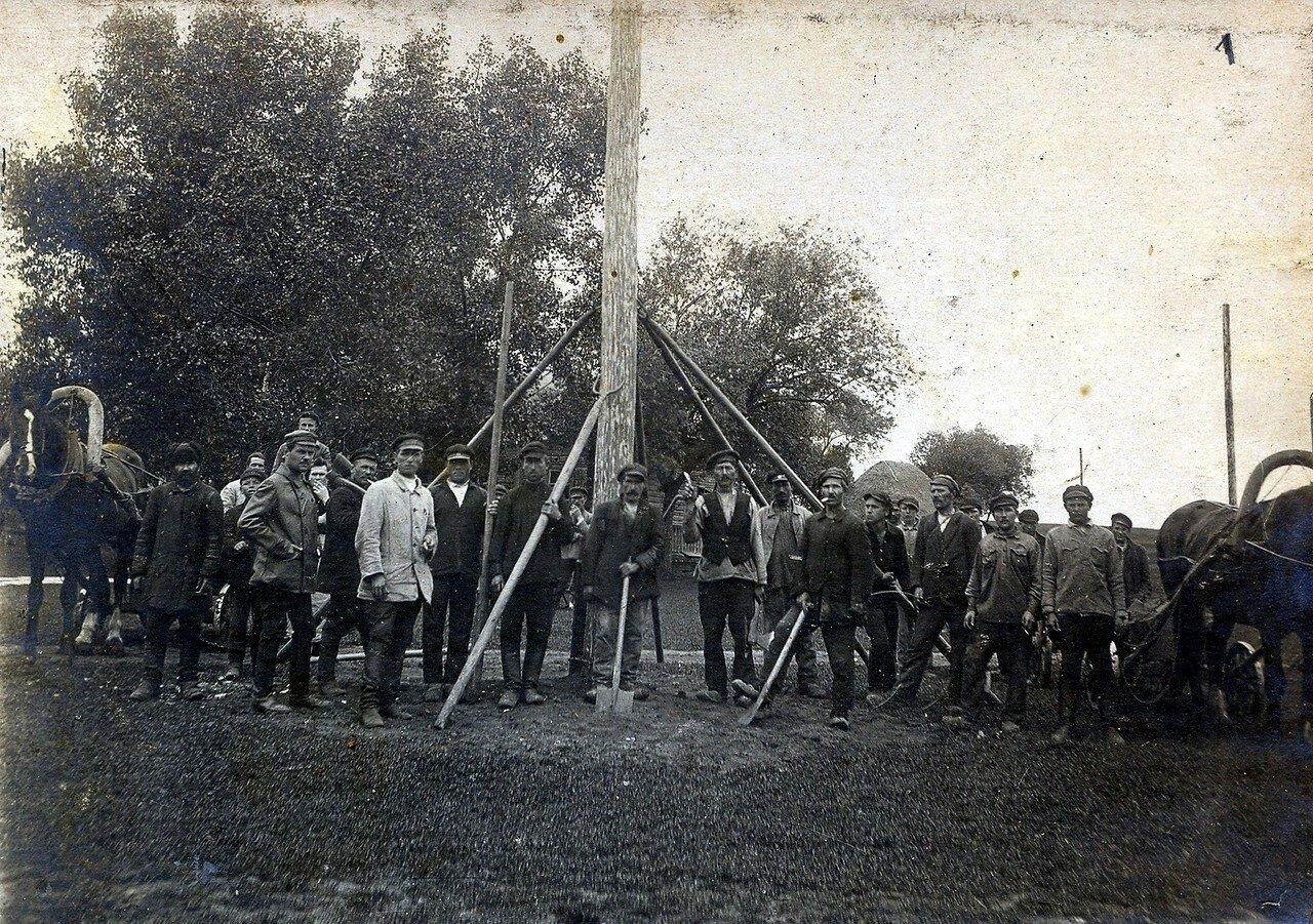 1920-е. Из работ электрификации