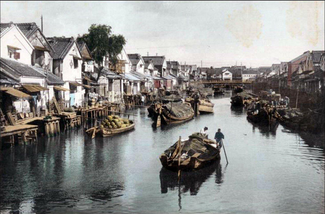 Токио. 1910