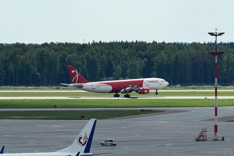 Airbus A300B4-622R (EP-FQM) Qeshm Air D805456