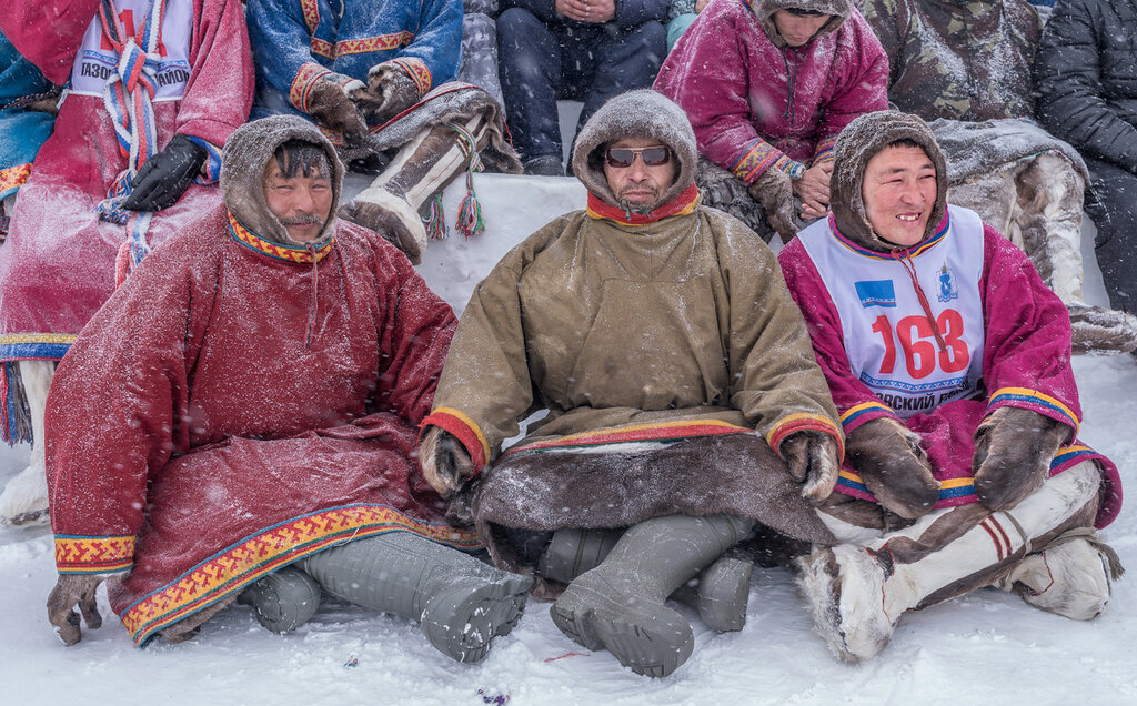 День оленевода в посёлке Тазовский