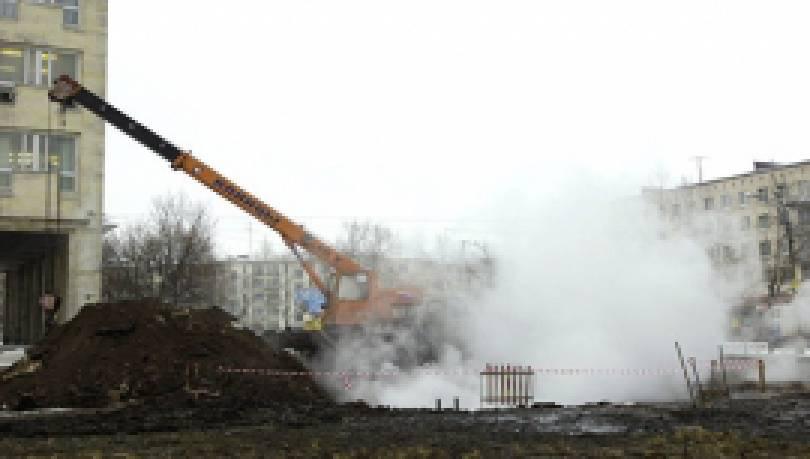 Почти 16 тыс. жителей оккупированной Керчи лишились отопления из-за аварии на теплотрассе. ФОТО