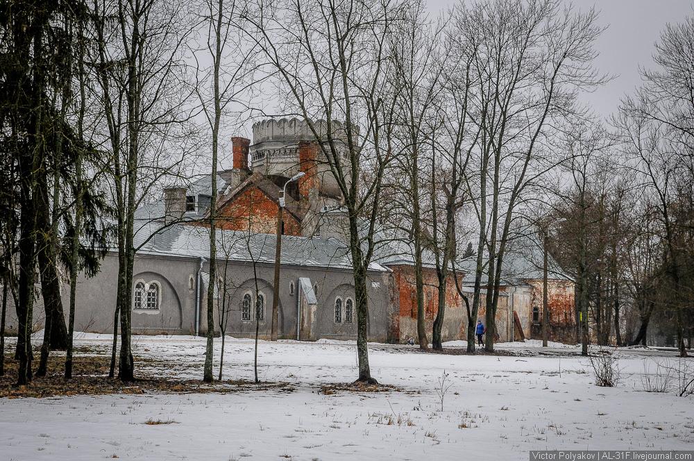 Царское село. Феодоровский городок