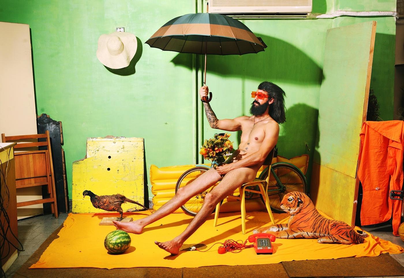 Зеленая комната - The Green Room / Kiril Stanoev