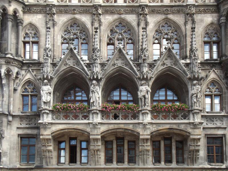 Мюнхен. Часть 4.