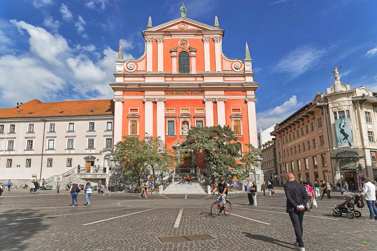 Францисканская церковь Благовещения