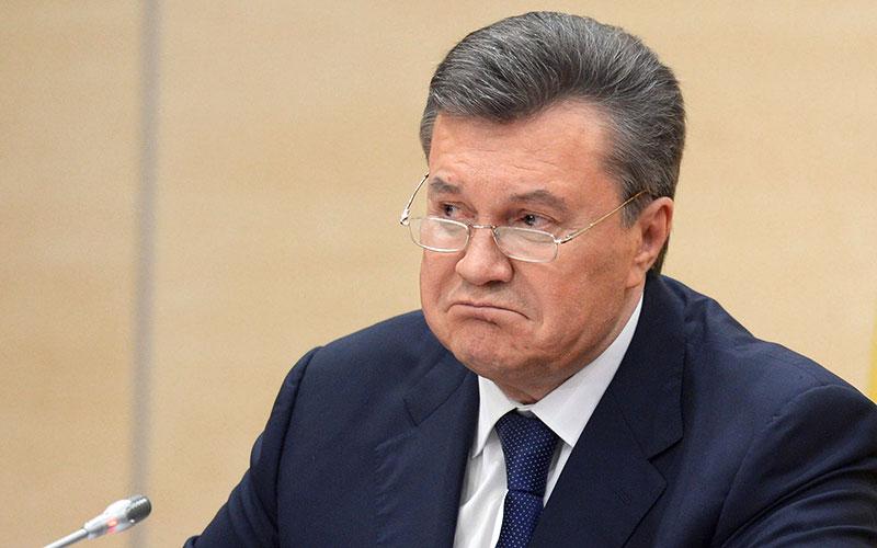 ВСвятошинском суде готовы организовать допрос Януковича врежиме видеоконференции