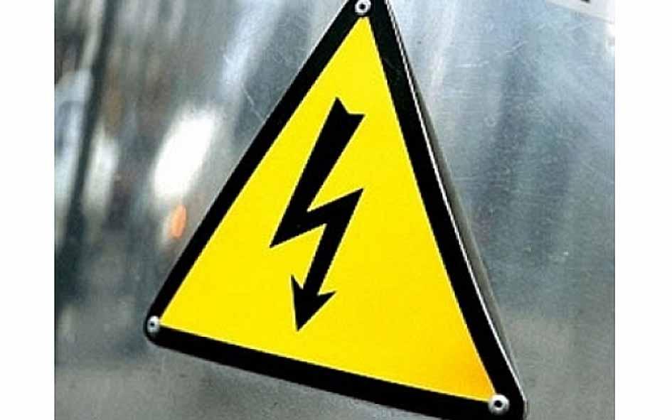 Всанатории «Якты-Куль» электромонтера ударило током
