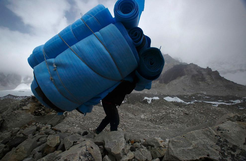 33. Высота примерно 5 300 метров над уровнем моря. (Фото Navesh Chitrakar | Reuters):