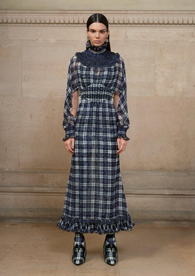 Givenchy Haute Couture весна-лето 2017 (13 фото)