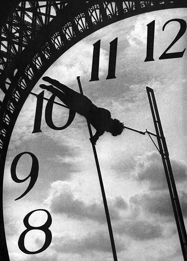 Хронометрофобия (боязнь часов). Работа Дельруэлля — в каком-то смысле как и у Хичкока — разновидност
