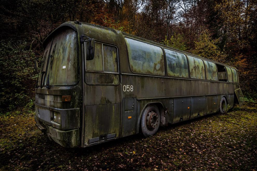 5. 1,5-тонники Шевроле 41-го года. (Фото Robert Kahl):