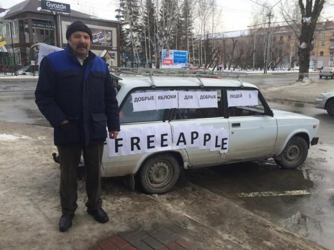© tv2.today  ВТомске упожилого инвалида украли детали изавтомобиля. Его сын обратился через