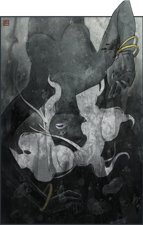 Талантливые иллюстрации Трэвиса Хейса
