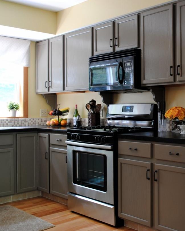 11способов обновить кухню, непотратив никопейки нановую мебель (22 фото)