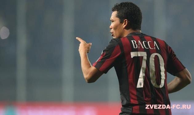 Футболист «Милана» Бакка может перейти вПСЖ