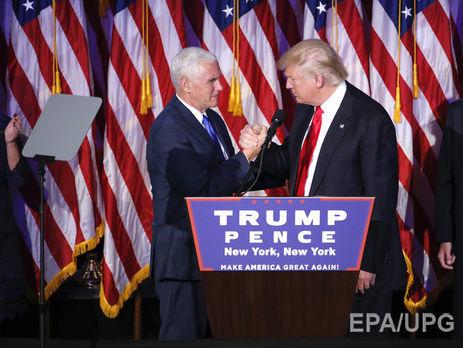 Новый вице-президент США необиделся нанападки актеров сБродвея