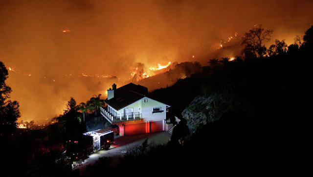 В итоге лесных пожаров вТеннесси погибли три человека