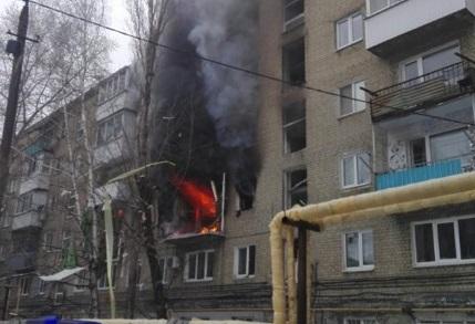 ВСаратове cотрудники экстренных служб  организовали круглосуточное дежурство наместе взрыва