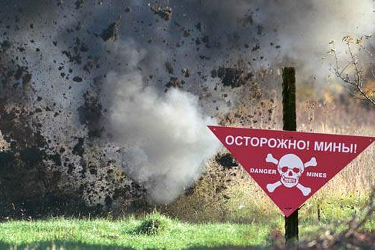 В итоге подрыва намине под Мариуполем ранен мирный гражданин,— Нацполиция