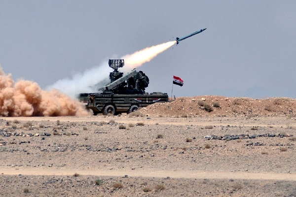 МинобороныРФ пообещало повысить эффективность сирийской системы ПВО