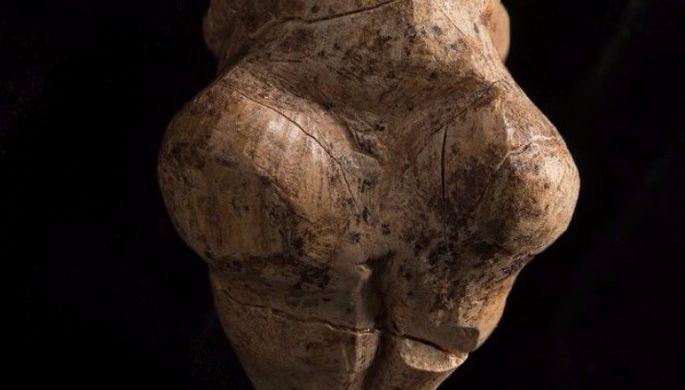 ВБрянской области отыскали Венеру изпалеолита