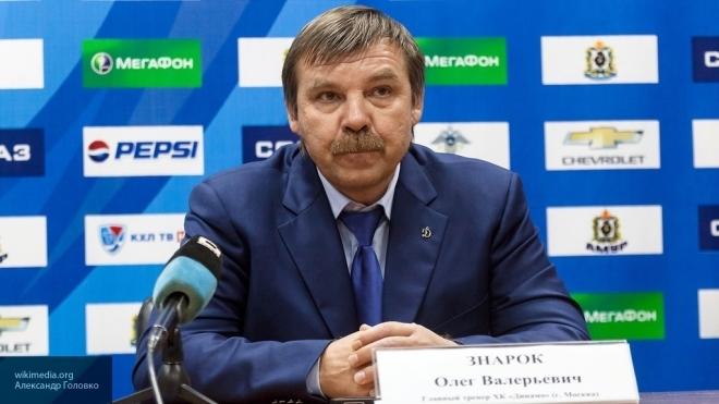 Олег Знарок: Думаю, Мозякин несыграет сословаками