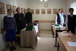 Состоялись выпускные экзамены и вручение свидетельств для слушателей прикладного курса «Уставщик»