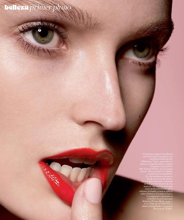 Helena Greyhorse for S Moda by Rui Faria