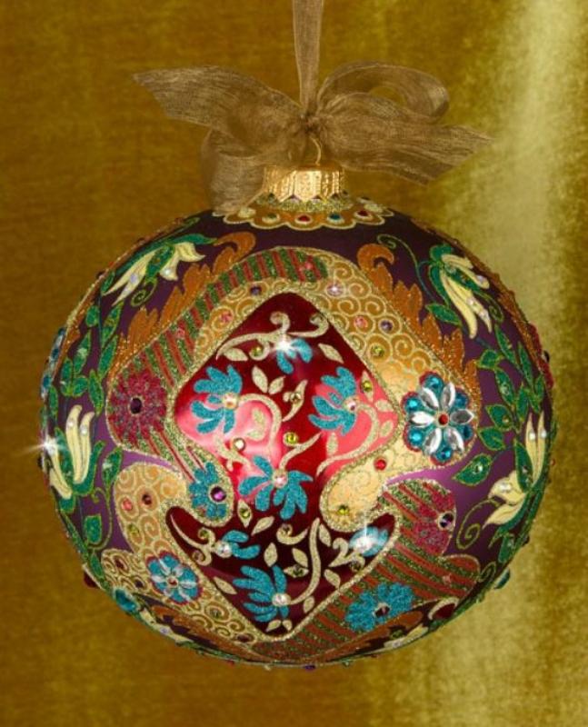 Новогодние шары от Jay Strongwater