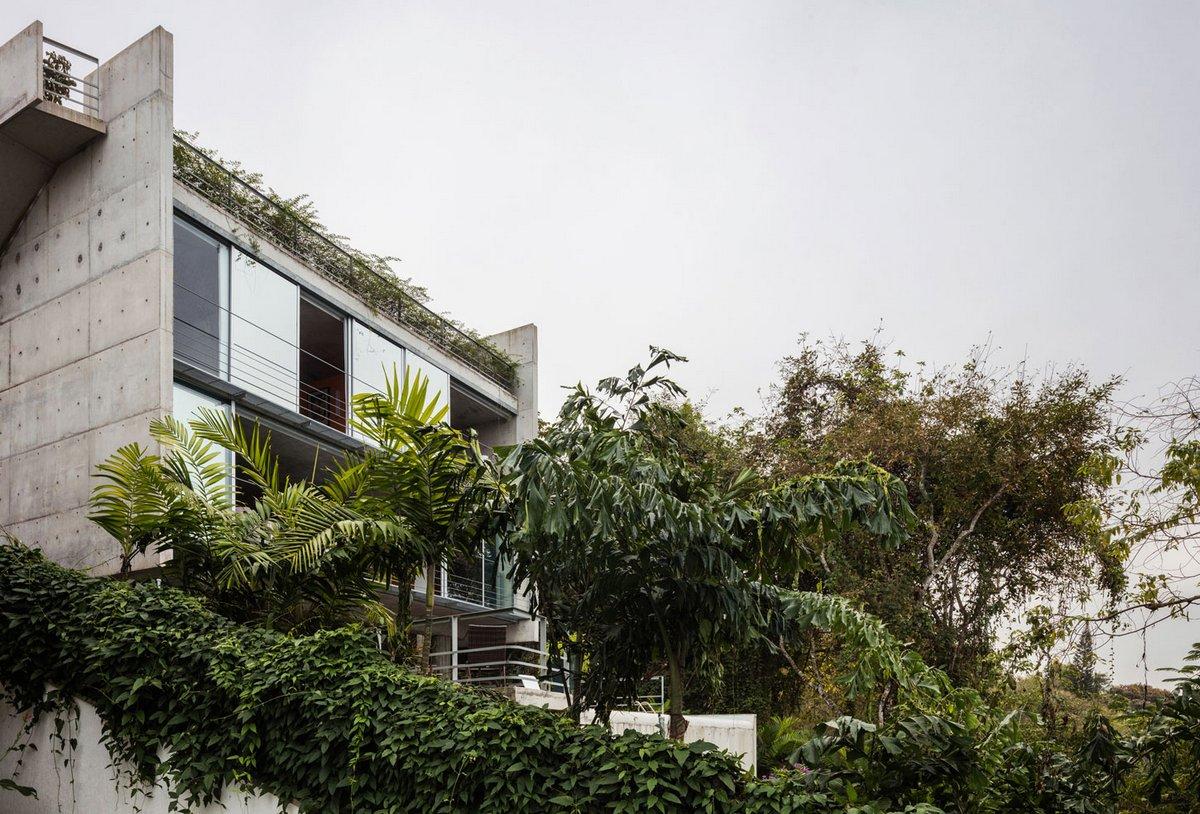 панорамное остекление частного дома