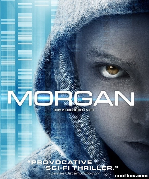 Морган / Morgan (2016/WEB-DL/WEB-DLRip)