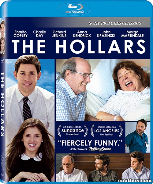 Холлеры / The Hollars (2016/BDRip/HDRip)