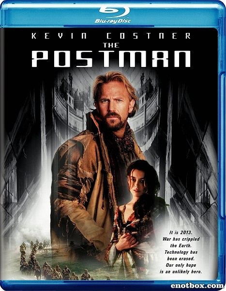 Почтальон / The Postman (1997/BDRip/HDRip)