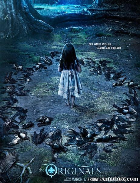 Древние / Первородные / The Originals - Полный 4 сезон [2017, WEB-DLRip | WEB-DL 1080p] (LostFilm)