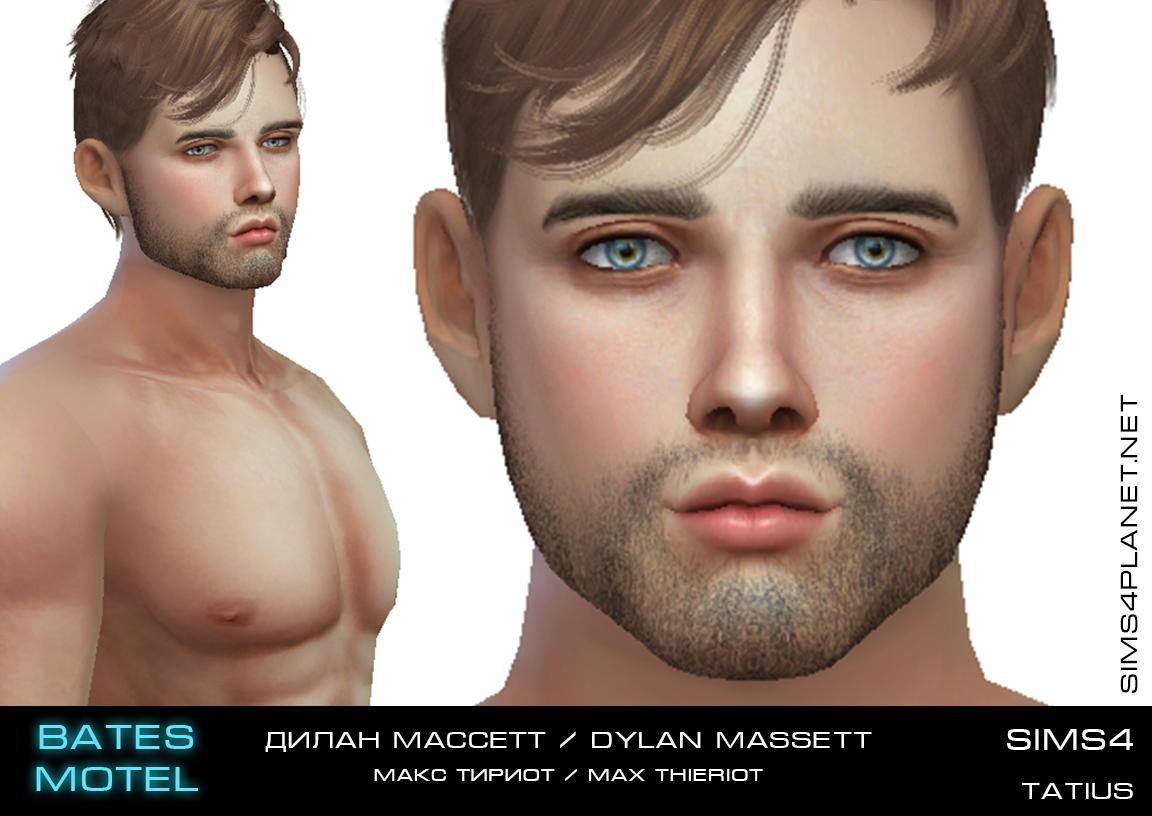 Dylan Massett by Tatius