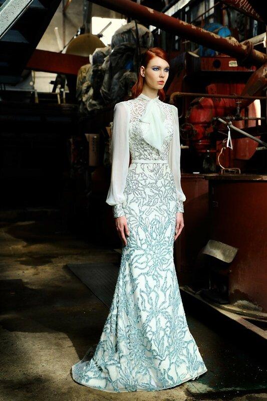Rami kadi 2017 myfashion diary for Rami kadi wedding dresses prices