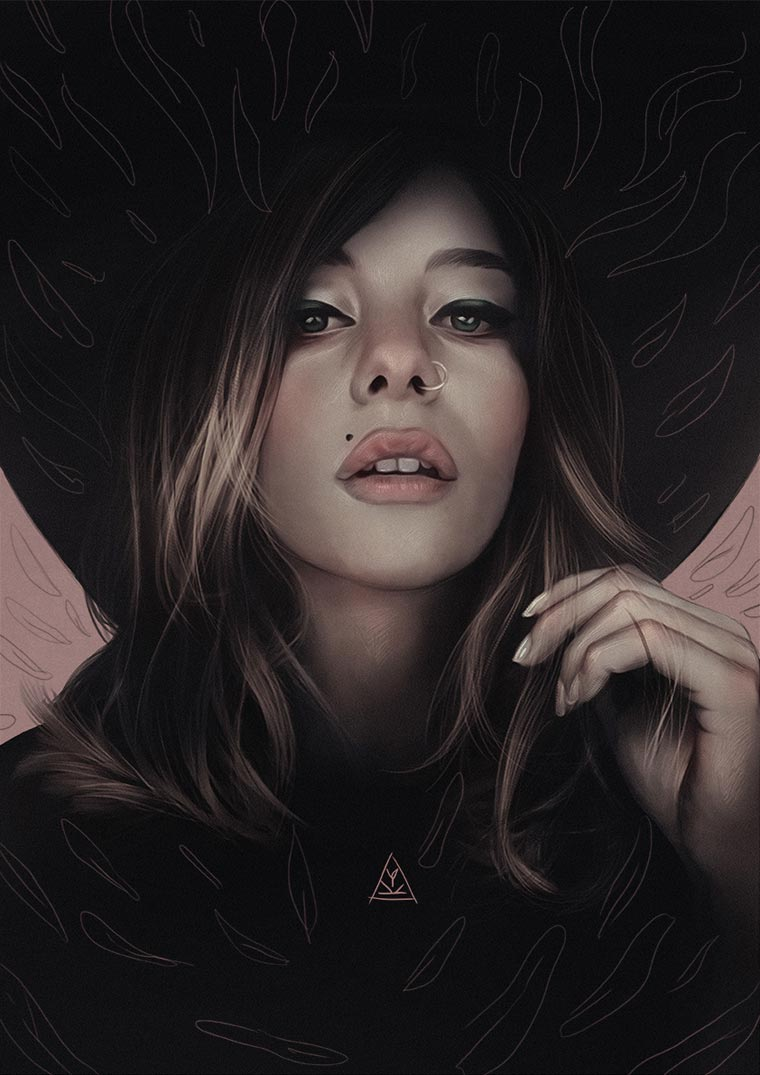 Mutant Ninja Artists - The illustrations tinted with pop culture by Aykut Aydogdu