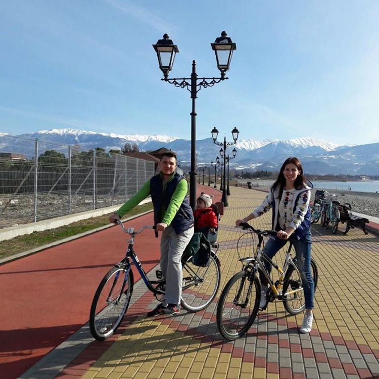 Прокат велосипедов Азимут