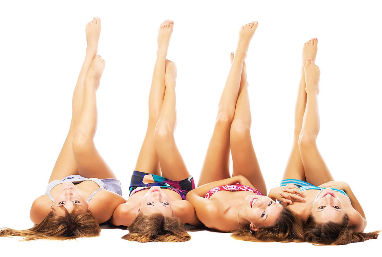 красивые ножки красивых девушек