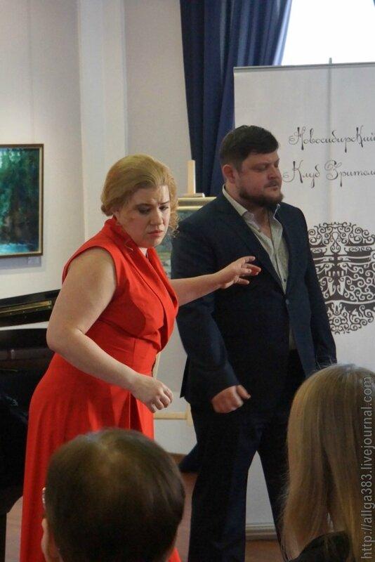 Встреча с Ольгой Колобовой 12 марта 2017 ГЦИ