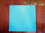 Мастер-класс: Пуансеттия оригами