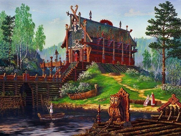 Что такое Храмы у славян