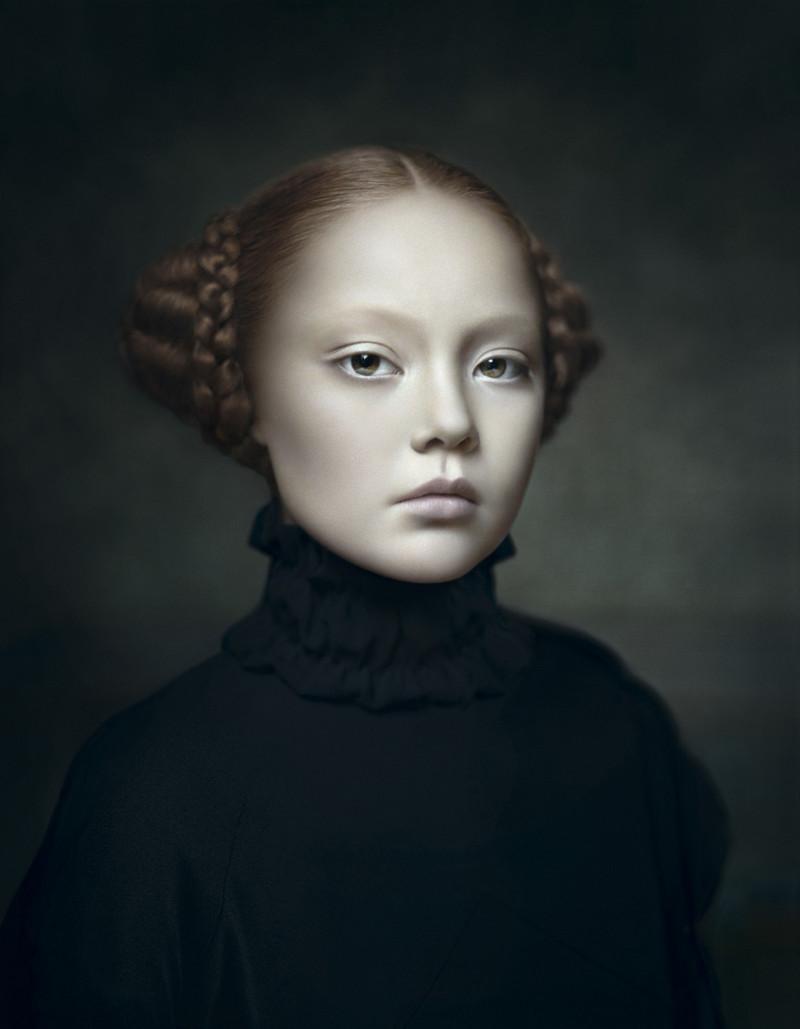 Дезире Долрон. В стиле классических голландцев.