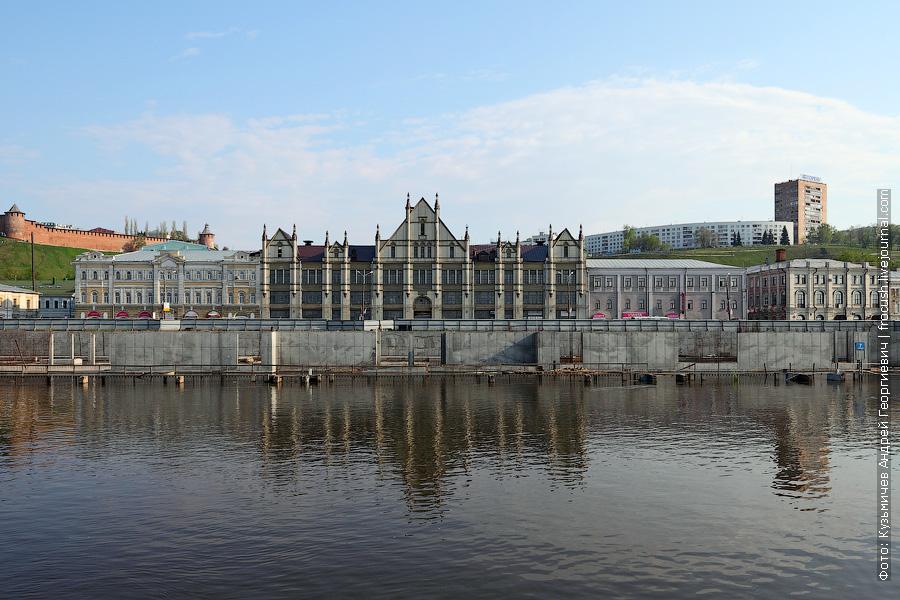 Чем встречает нас столица Поволжья, столица Волги, столица речного судоходства и душа России