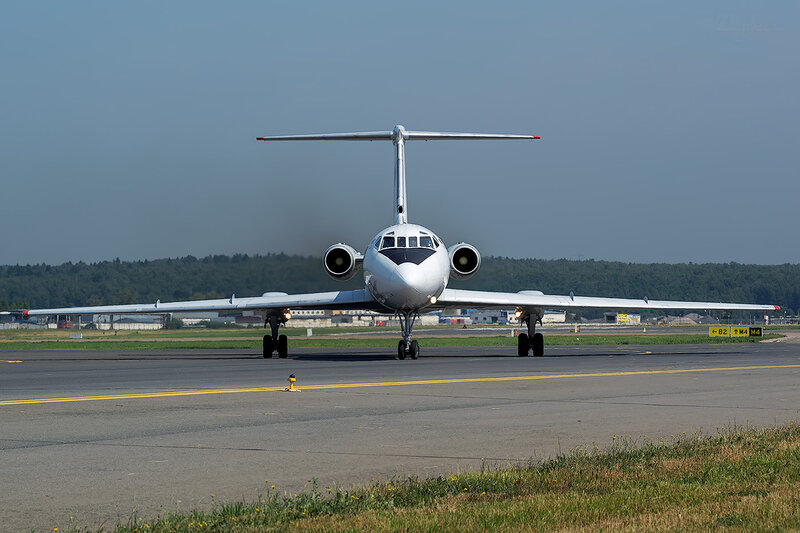 Туполев Ту-134А-3 (RA-65565) ЮТэйр D801509
