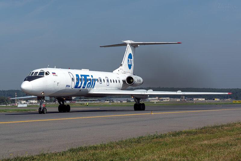 Туполев Ту-134А-3 (RA-65565) ЮТэйр D801512