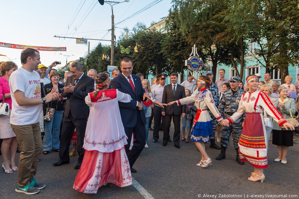 День города Чебоксары – 2013